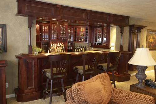 Der meister for Home wet bar dimensions
